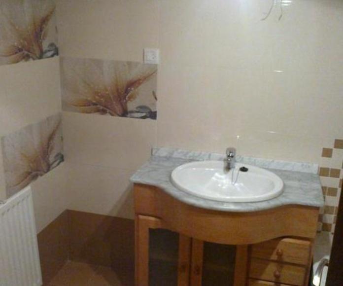 Reformas integrales de pisos en Toledo