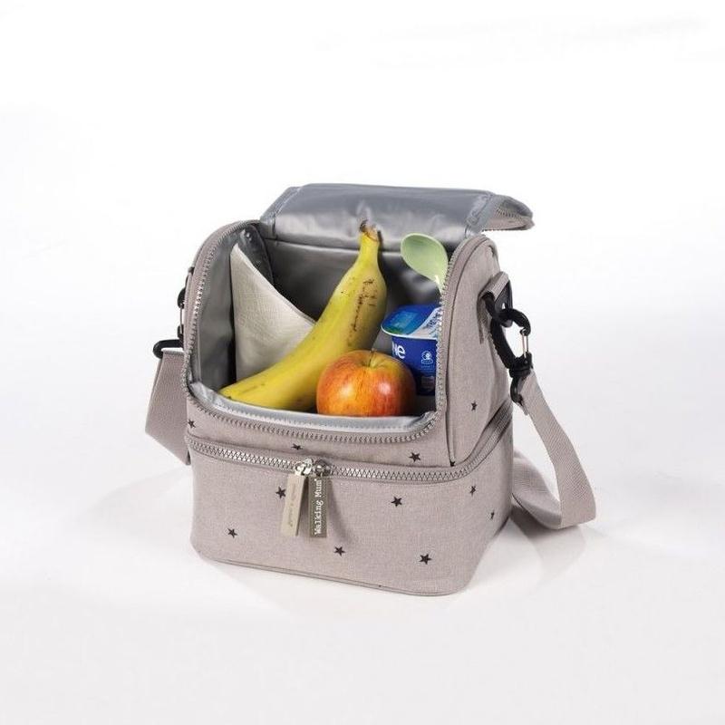 Bolsa Nevera Lunch Bag de Walking Mum: Productos de Mister Baby