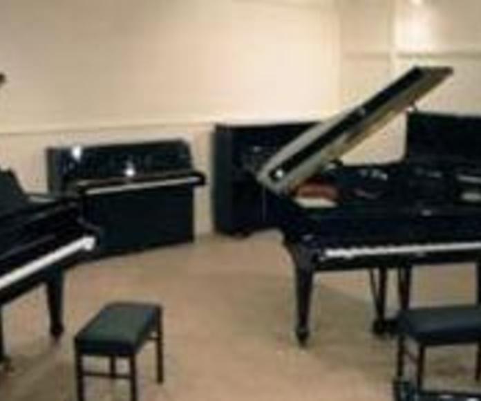 LA GALERÍA DEL PIANO