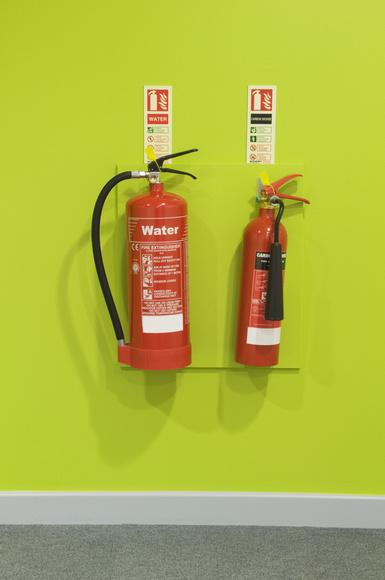 Extintores de polvo: Productos y servicios de Josma Foc