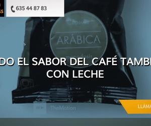 Máquinas de café de cápsulas en Valencia | Virna Express