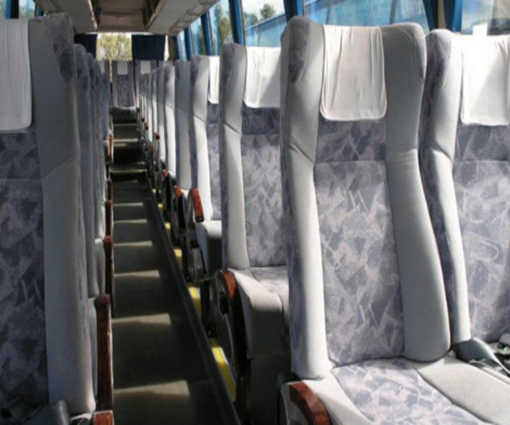 Las normas de comportamiento en el autobús