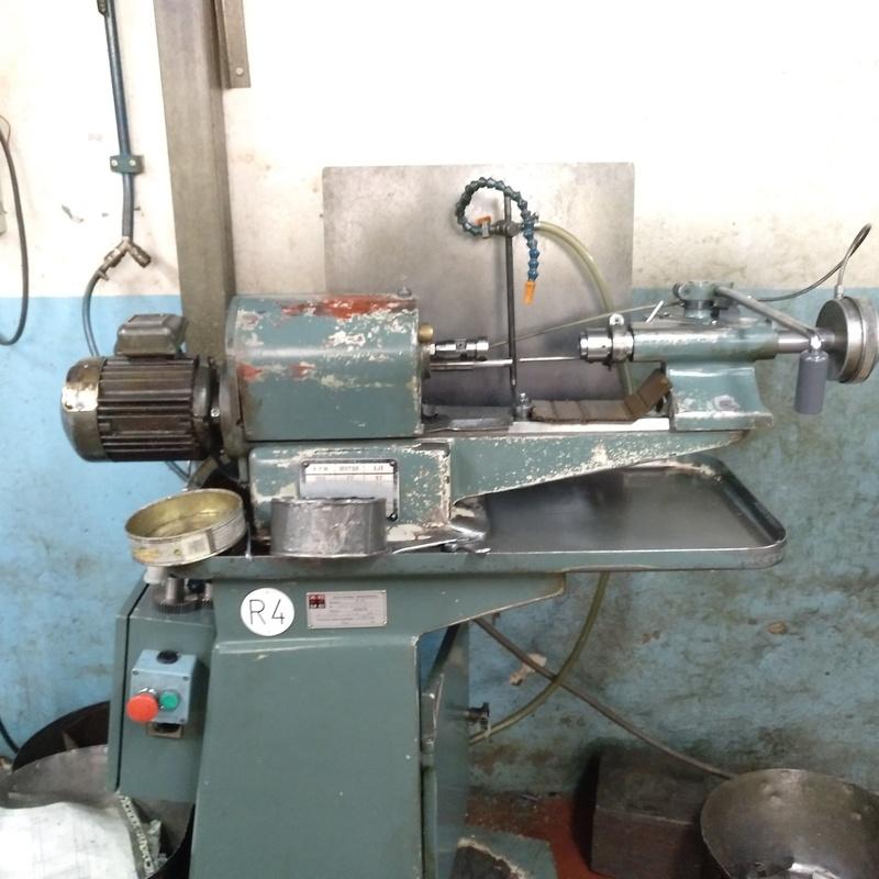Medios de producción: Qué hacemos de Mecanizados Bergara, S.L.
