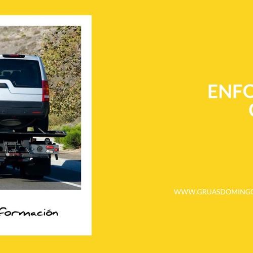 Asistencia en carretera Fuerteventura | Grúas Domingo