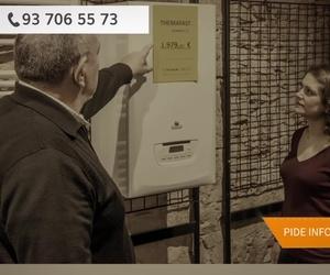 Empresas de calefacción en El Eixample de Barcelona: ACC Climatización