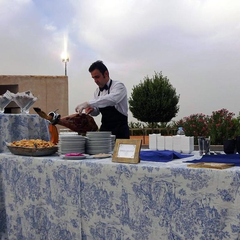 Eventos y Catering : Nuestro resturante de Restaurante Casa Justo