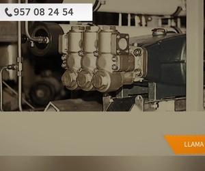 Servicio Oficial Bombas Cat, Cat Pumps, Alta presión, Catpump