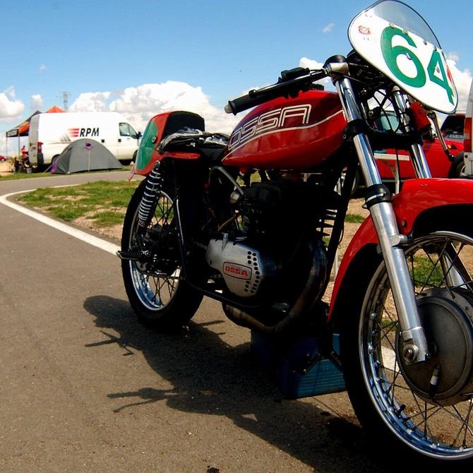 A qué nos referimos cuando hablamos de restauración de una moto clásica