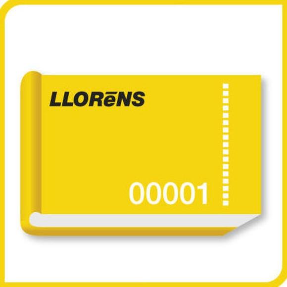 Rifas, loterías...: Productos y Servicios de Imprenta Llorens