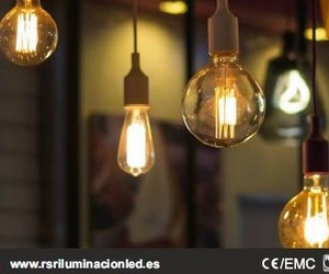 Lampara filamento rsr lighting led madrid