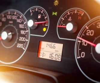 Mecánica rápida: Servicios de Disancar