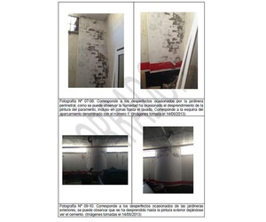 Informe sobre desperfectos en edificios en Marbella