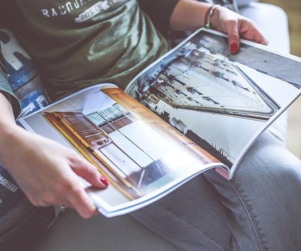 Principales diferencias entre un folleto y un catálogo