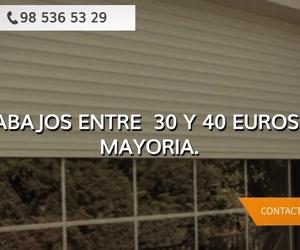 Reparación de persianas en Gijón | El Coto