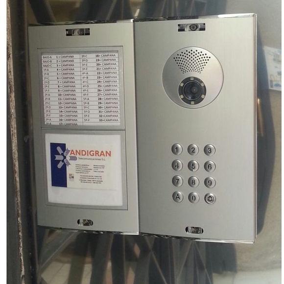 Videoporteros: Servicios de Andigran Telecomunicaciones