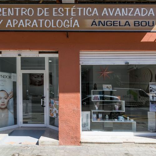 Estética y Aparatología Ángela Bou