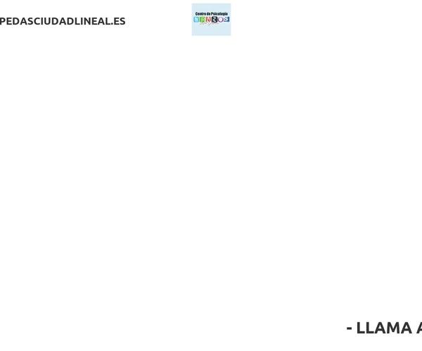Logopedia infantil en Ciudad Lineal Madrid