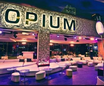 Opium Beach Club Marbella: Discotecas y salas de fiesta de Grupo Costa Este