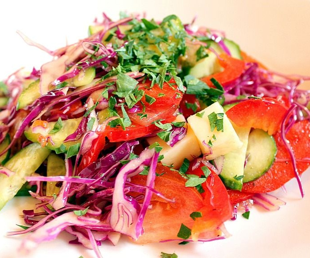 ¿Cómo hacer una ensalada perfecta?