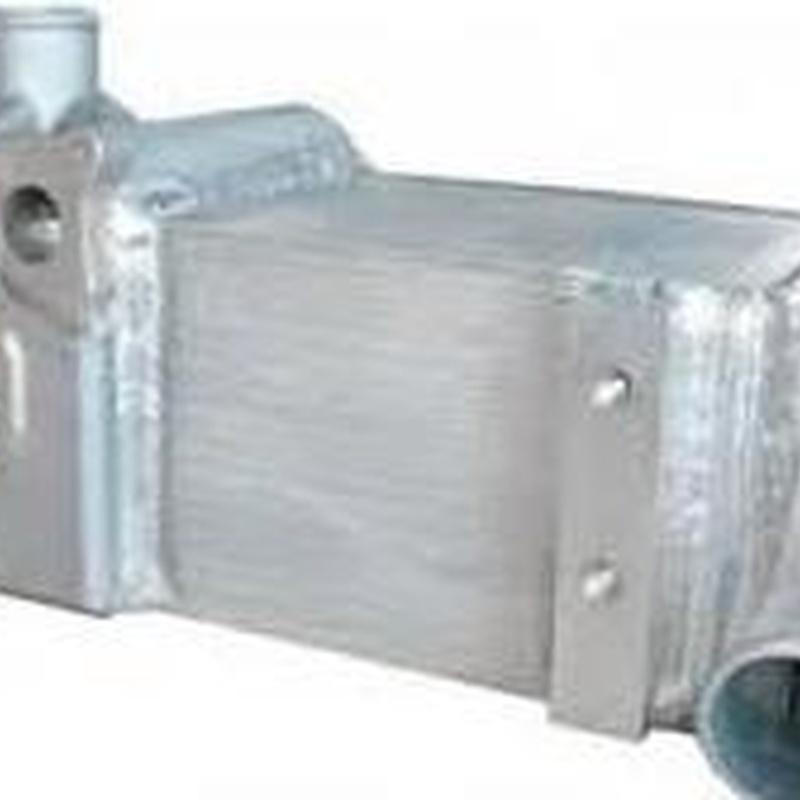 Refrigeradores de frenos para camiones