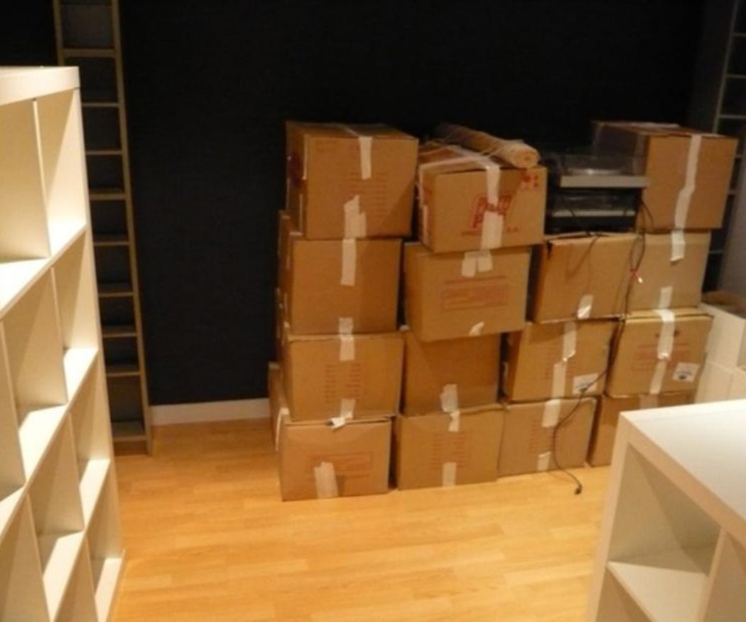 Ventajas de utilizar cajas de cartón para una mudanza