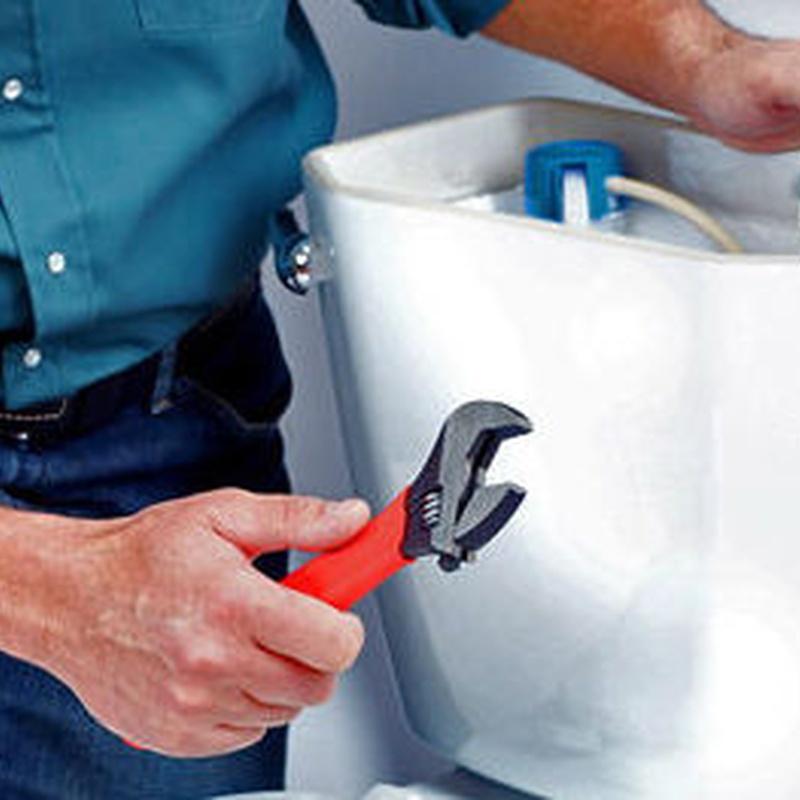 Reparaciones de fontanería: Servicios de Servipulidos