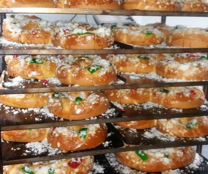 Dulces de temporada: Productos de Pastelería Segado San Lorenzo