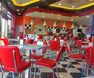 Cafetería americana en Alicante