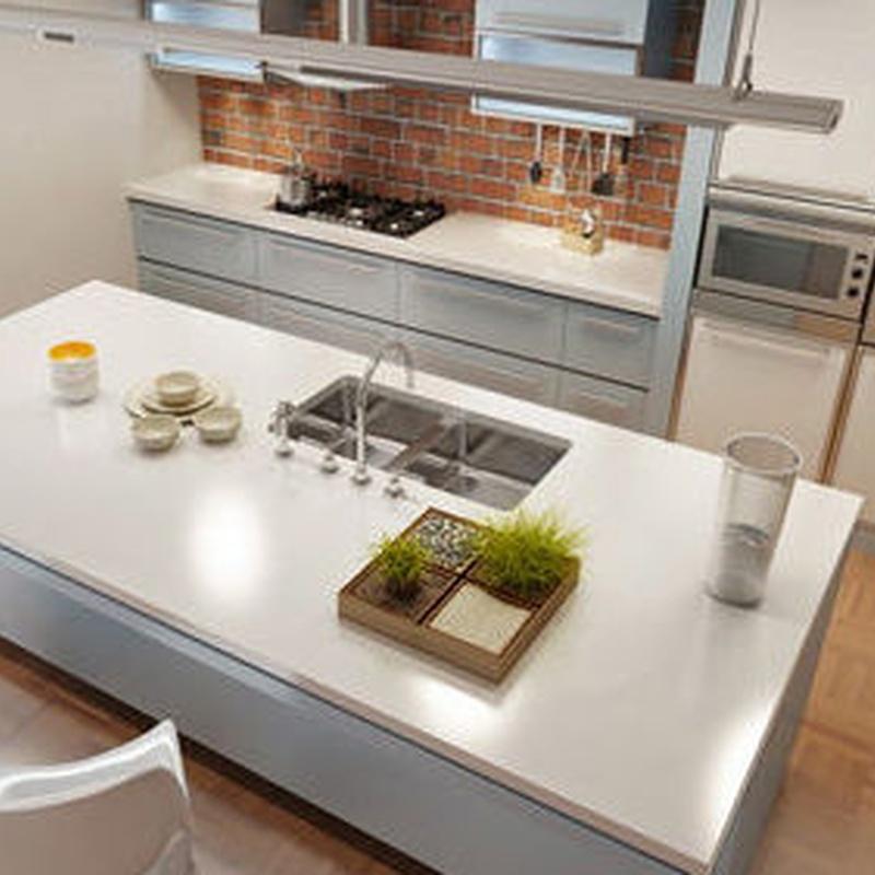 Cocinas modernas lacadas: Catálogo de Cocinas Larra