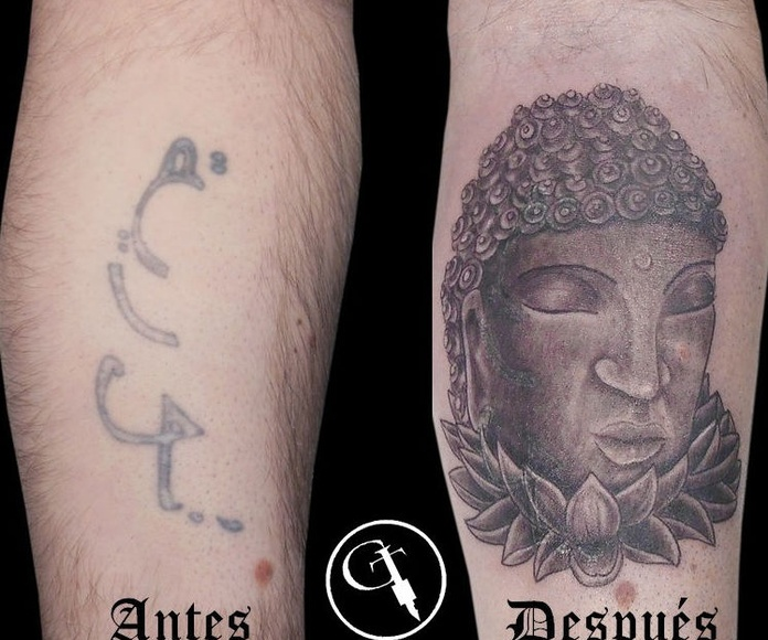 Cover: Tatuajes de Estudio de Chus Tattoo