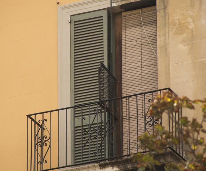 Rehabilitación fachada: Proyectos  de NV Interiores