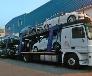Transporte de coches en Vilanova i la Geltrú