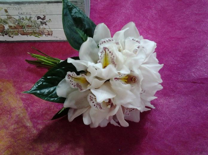 Ramo de orquideas: Servicios de Arte Flor