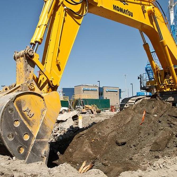 La seguridad en los trabajos de excavaciones