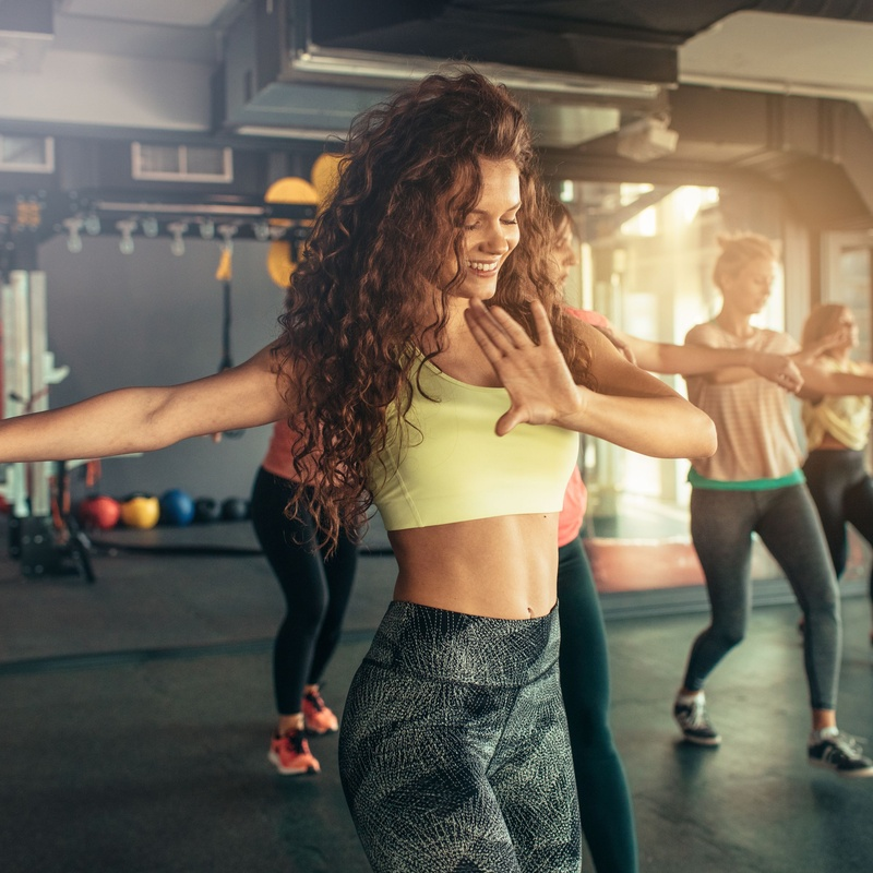 Bailes latinos: Actividades Deportivas de Zona Sport C.D