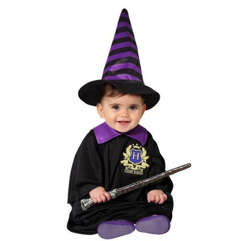 Disfraz mago Harry bebé