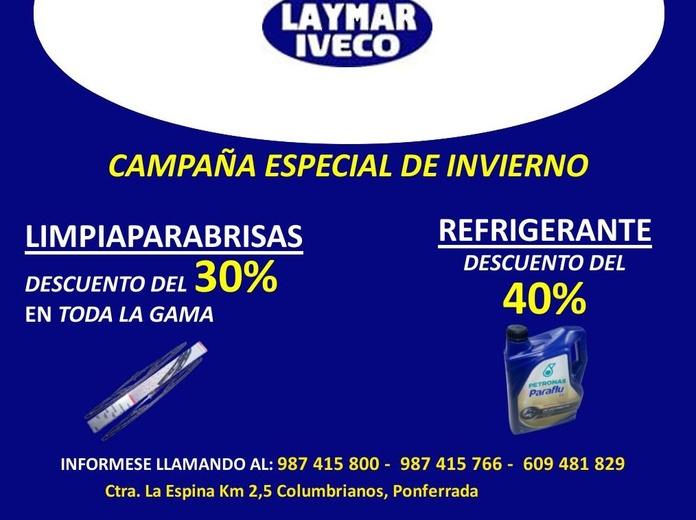 CAMPAÑA ESPECIAL DE INVIERNO