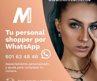 Tu personal shopper por WhatsApp