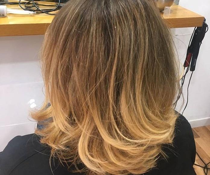 Peinado: Servicios de Carlos Spadoni Peluqueros