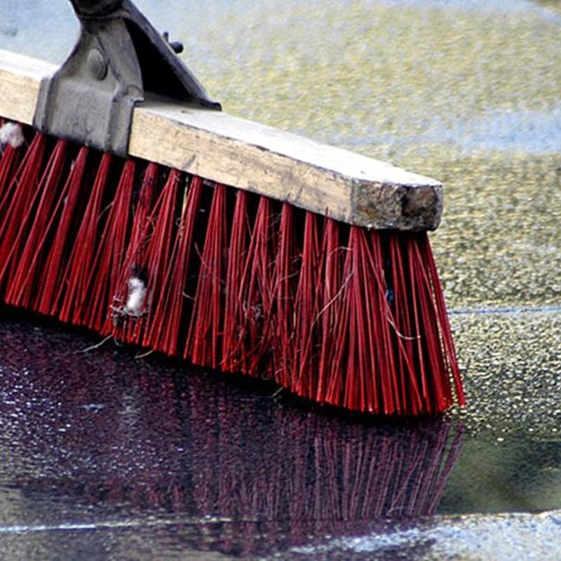 Tratamiento de suelos: Servicios de Limpiezas Suamso
