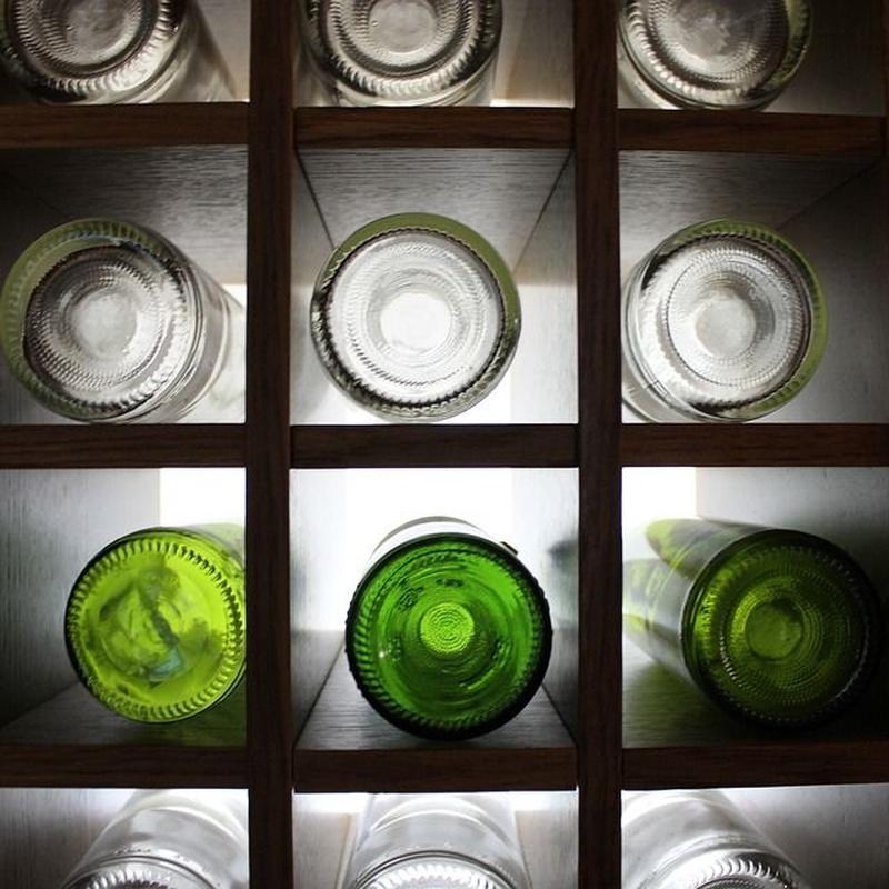 Venta a bodegas y particulares: Productos de Vidrigal