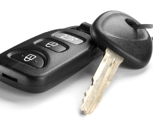 Llaves codificadas para coches