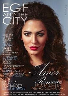 Próxima publicación en la Revista EGF and the City