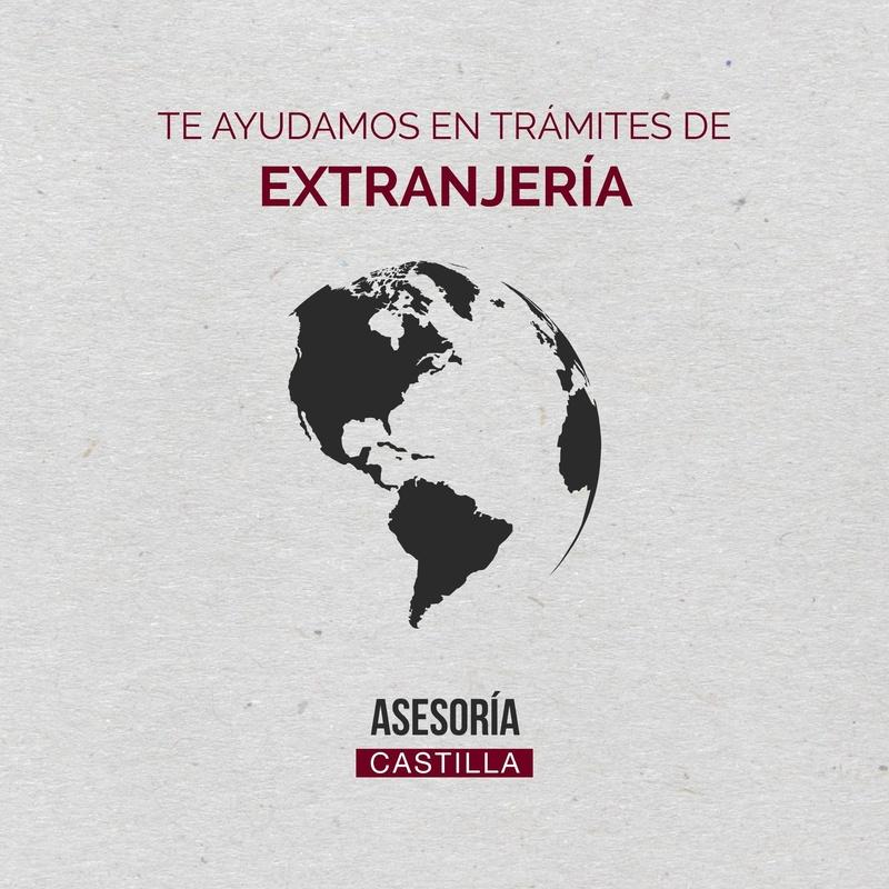 Extranjería