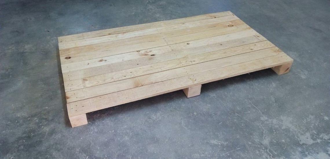 Caja de madera en Valencia y distribución de palets