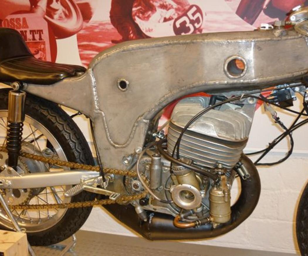 El lujo de las motos clásicas