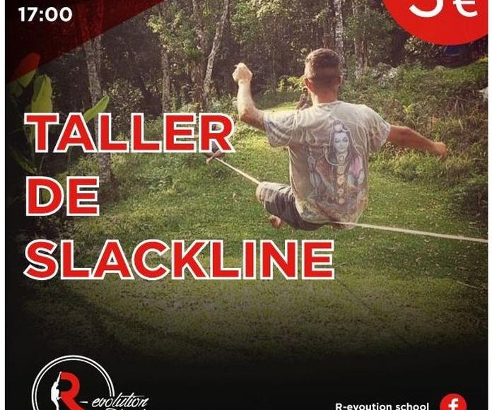 Taller de Slackline Valencia