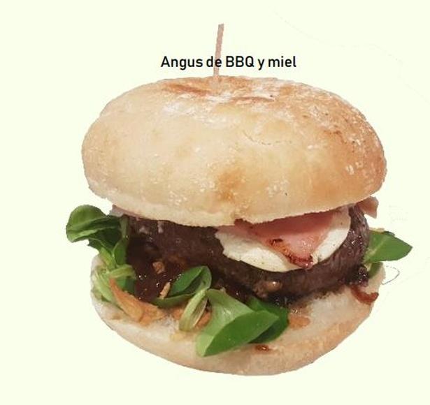 Hamburguesas gourmet: Carta de Hamburguesería Colagón