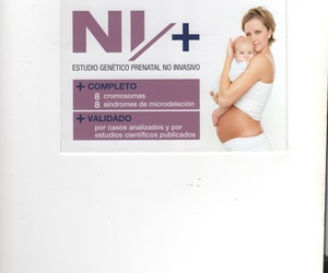 ESTUDIO GENETICO PRENATAL NO INVASIVO