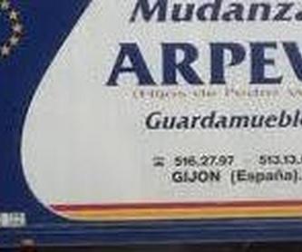 Servicio de guardamuebles: Servicios de Arpeve